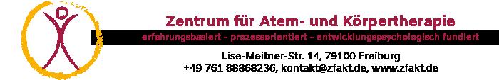 Zentrum für Atemtherapie und Körpertherapie in Freiburg